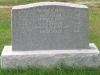 Theron Beals Family Headstone (back)